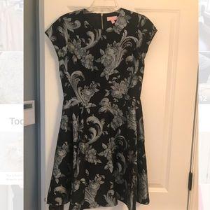 Ted Baker Dresses - Black and grey dress